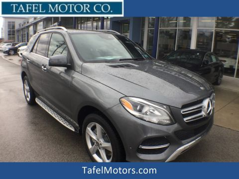 New 2018 Mercedes-Benz GLE 350 4MATIC® SUV