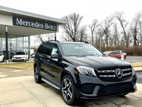 New 2018 Mercedes-Benz GLS GLS 550 4MATIC® SUV