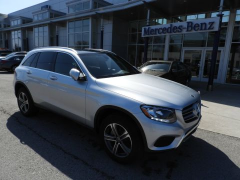 Pre-Owned 2018 Mercedes-Benz GLC 300 4MATIC® SUV