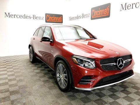 New 2018 Mercedes-Benz GLC GLC 43 AMG® 4MATIC® SUV