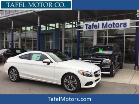 New 2017 Mercedes-Benz C 300 4MATIC® Coupe