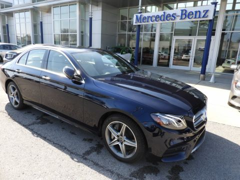 Pre-Owned 2018 Mercedes-Benz E 300 AMG® Line 4MATIC® Sedan