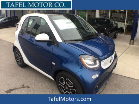 New 2018 smart fortwo Electric Drive Prime Coupe RWD 2dr Car