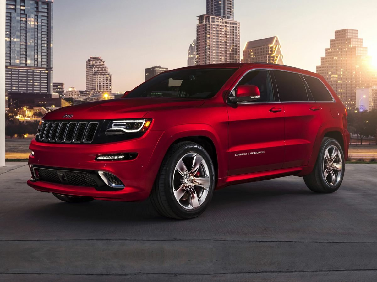 Pre Owned 2014 Jeep Grand Cherokee SRT8