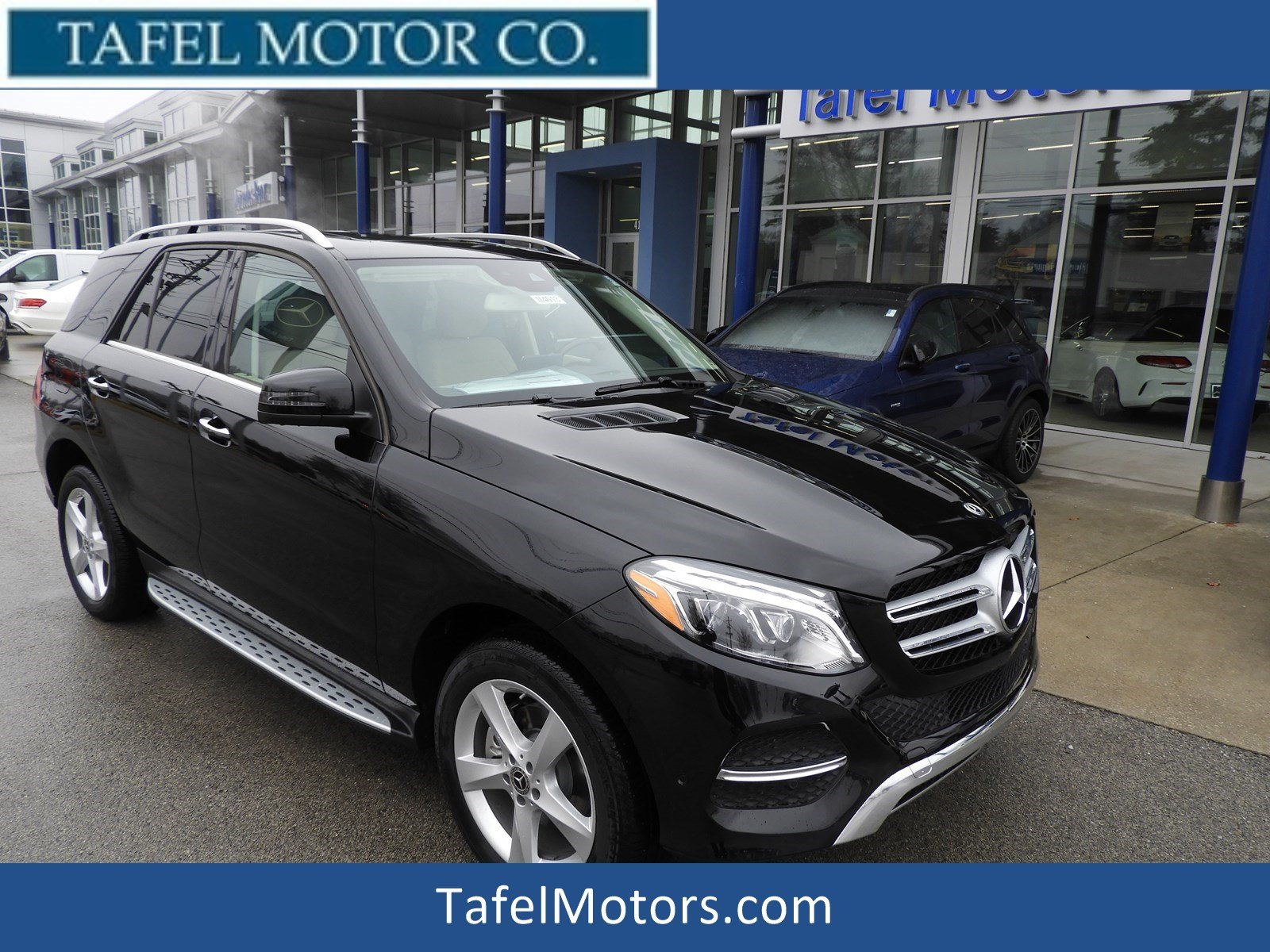 New 2018 Mercedes-Benz GLE GLE 350 4MATIC® SUV