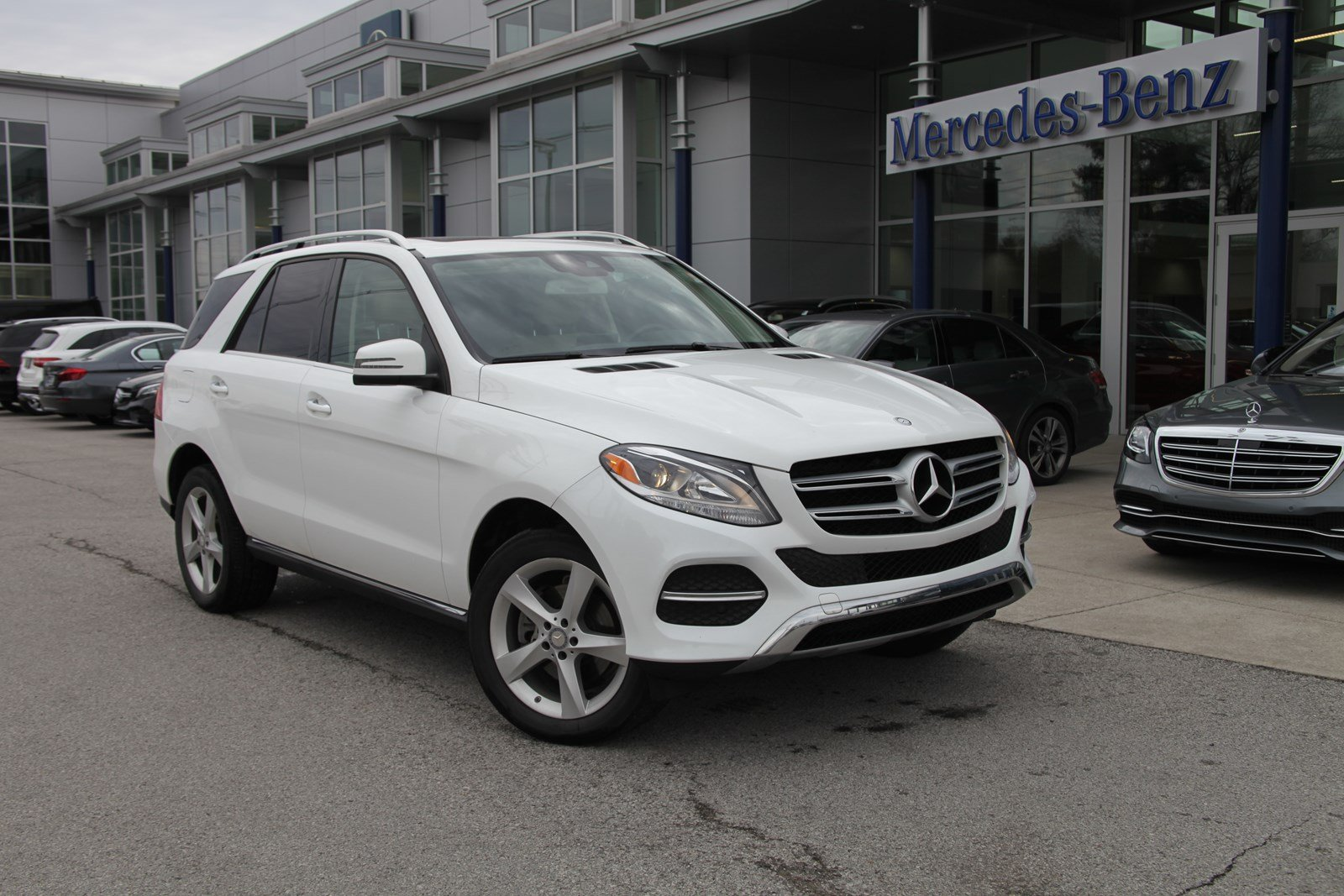 a6704ba36c Certified Pre-Owned 2016 Mercedes-Benz GLE GLE 350 4MATIC® SUV Sport ...