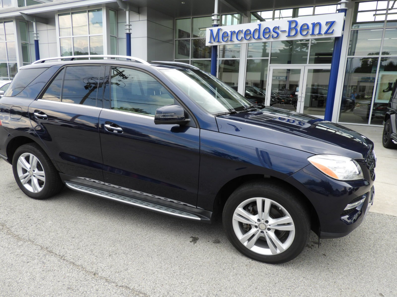Certified Pre Owned 2015 Mercedes Benz M Class ML 350 4MATIC® SUV