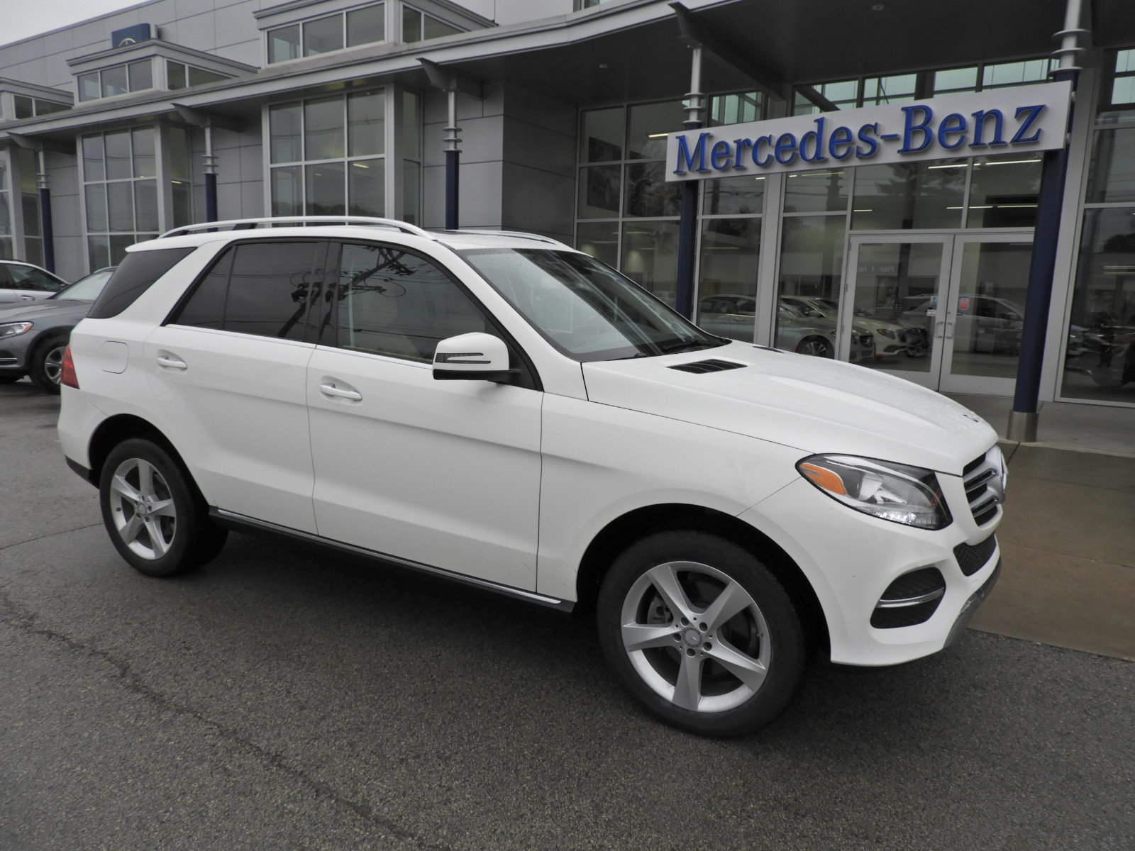 Certified Pre Owned 2016 Mercedes Benz Gle 350 4matic Suv
