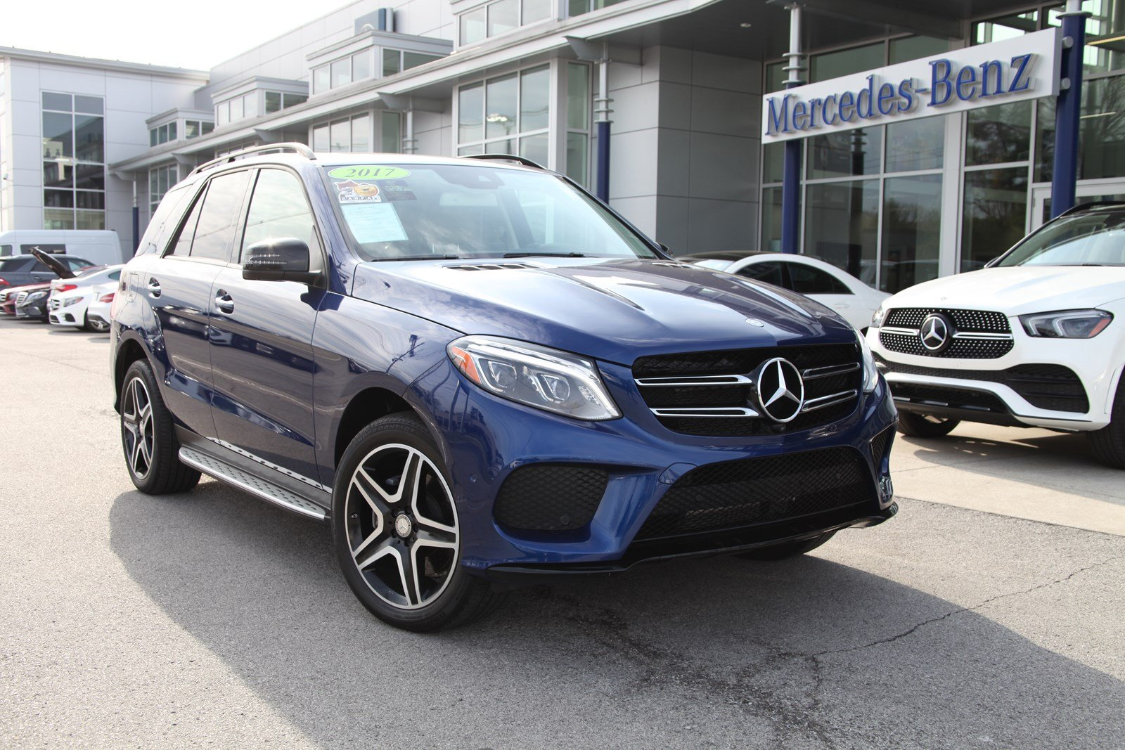 Certified Pre Owned 2017 Mercedes Benz Gle 350 4matic Suv