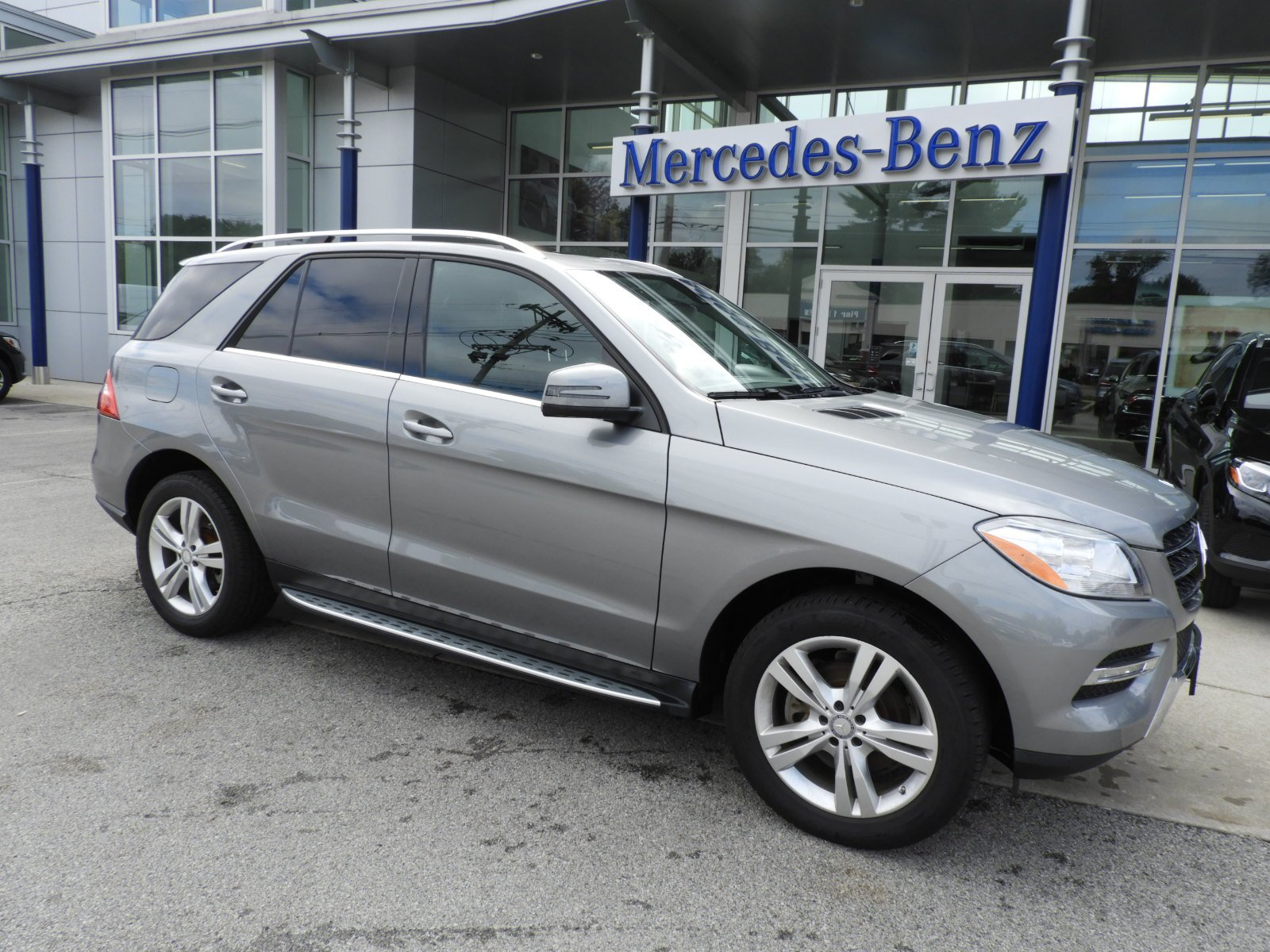 Certified Pre Owned 2015 Mercedes Benz M Class ML 350 4MATIC SUV