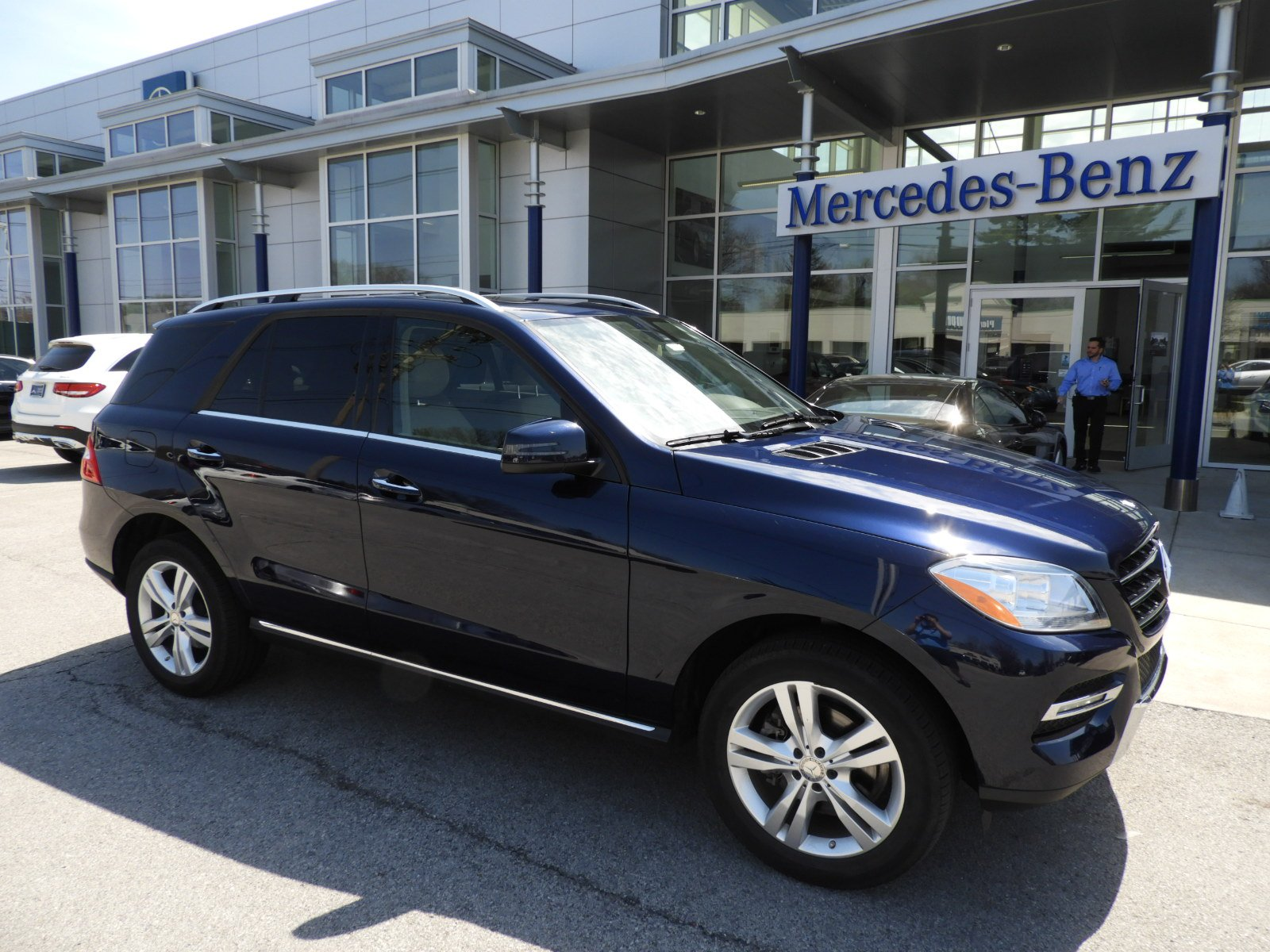 Certified pre owned 2015 mercedes benz ml ml 350 4matic for Mercedes benz credit card review