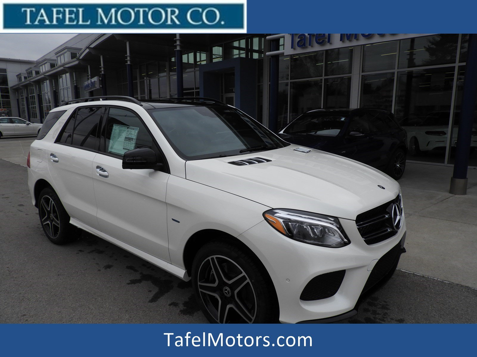 New 2018 Mercedes-Benz GLE GLE 550e 4MATIC® SUV