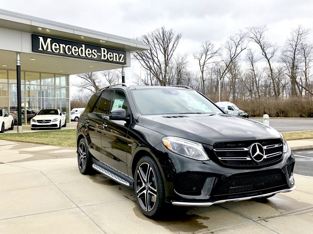 new 2018 mercedes benz gle gle 43 amg 4matic suv sport. Black Bedroom Furniture Sets. Home Design Ideas