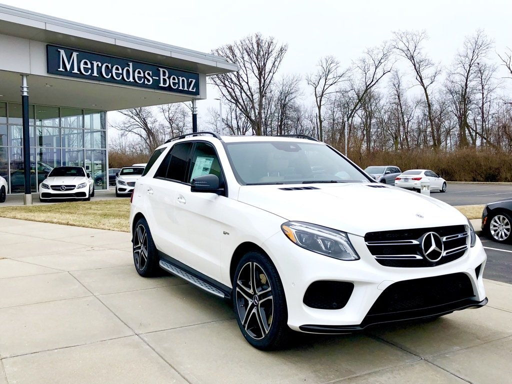 New 2018 Mercedes Benz Gle 43 Amg 4matic Suv