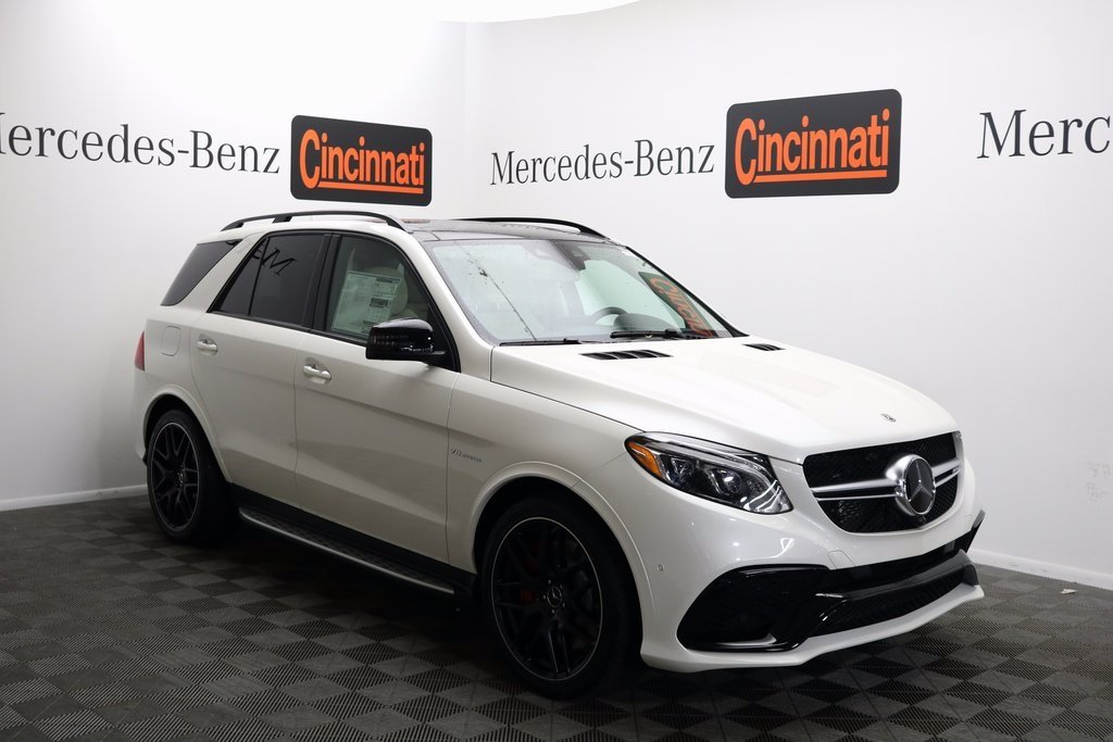 Pre Owned 2017 Mercedes Benz Gle Gle 63 S Amg 4matic Suv 4d Sport