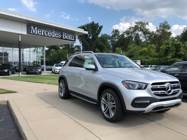 New 2020 Mercedes Benz Gle 350 4matic Suv