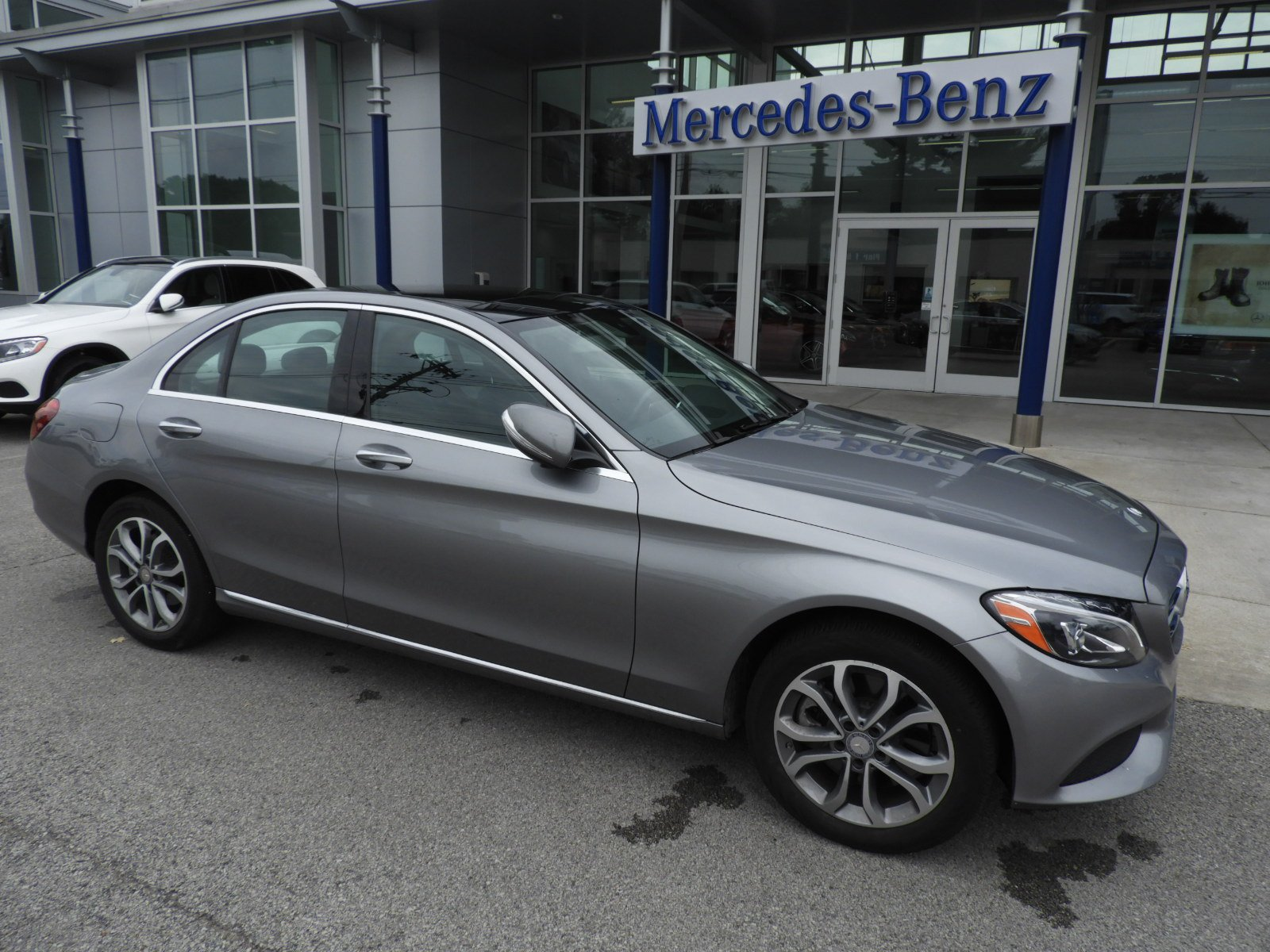 Certified Pre Owned 2015 Mercedes Benz C Class C 300 4MATIC® Sedan