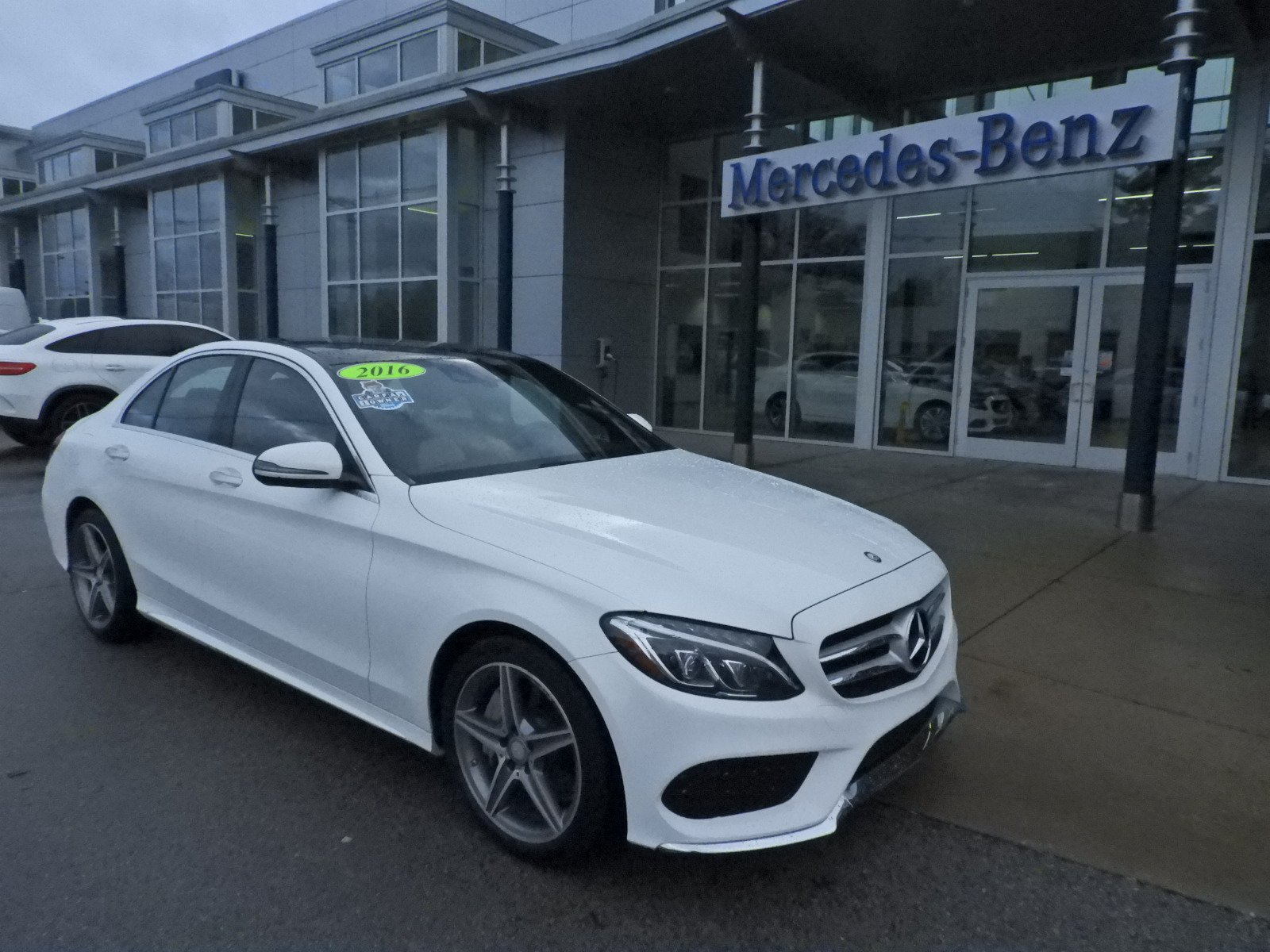 Certified Pre Owned 2016 Mercedes Benz C Class C 300 4MATIC Sport