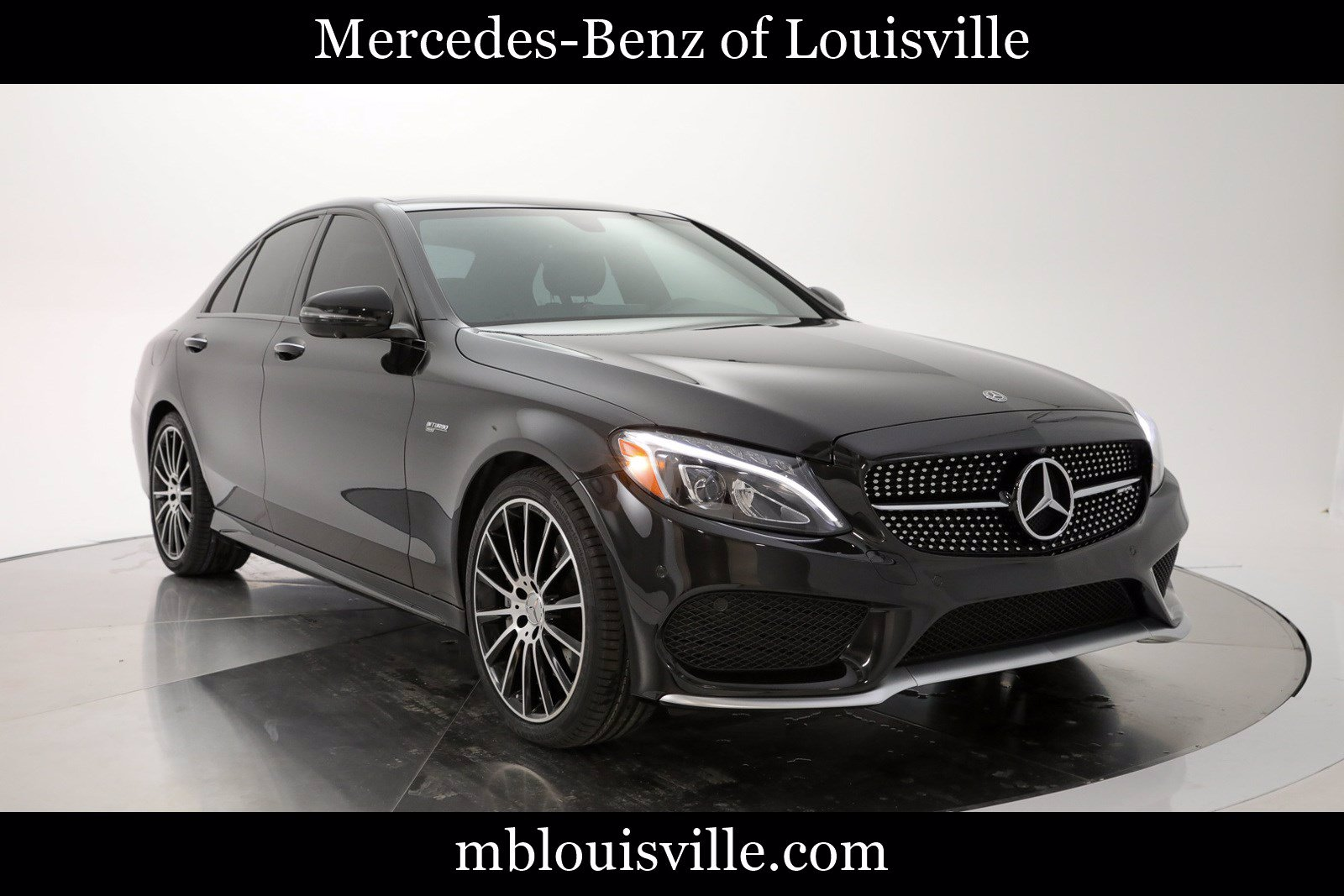 Certified Pre-Owned 2018 Mercedes-Benz C-Class AMG® C 43 4MATIC® Sedan