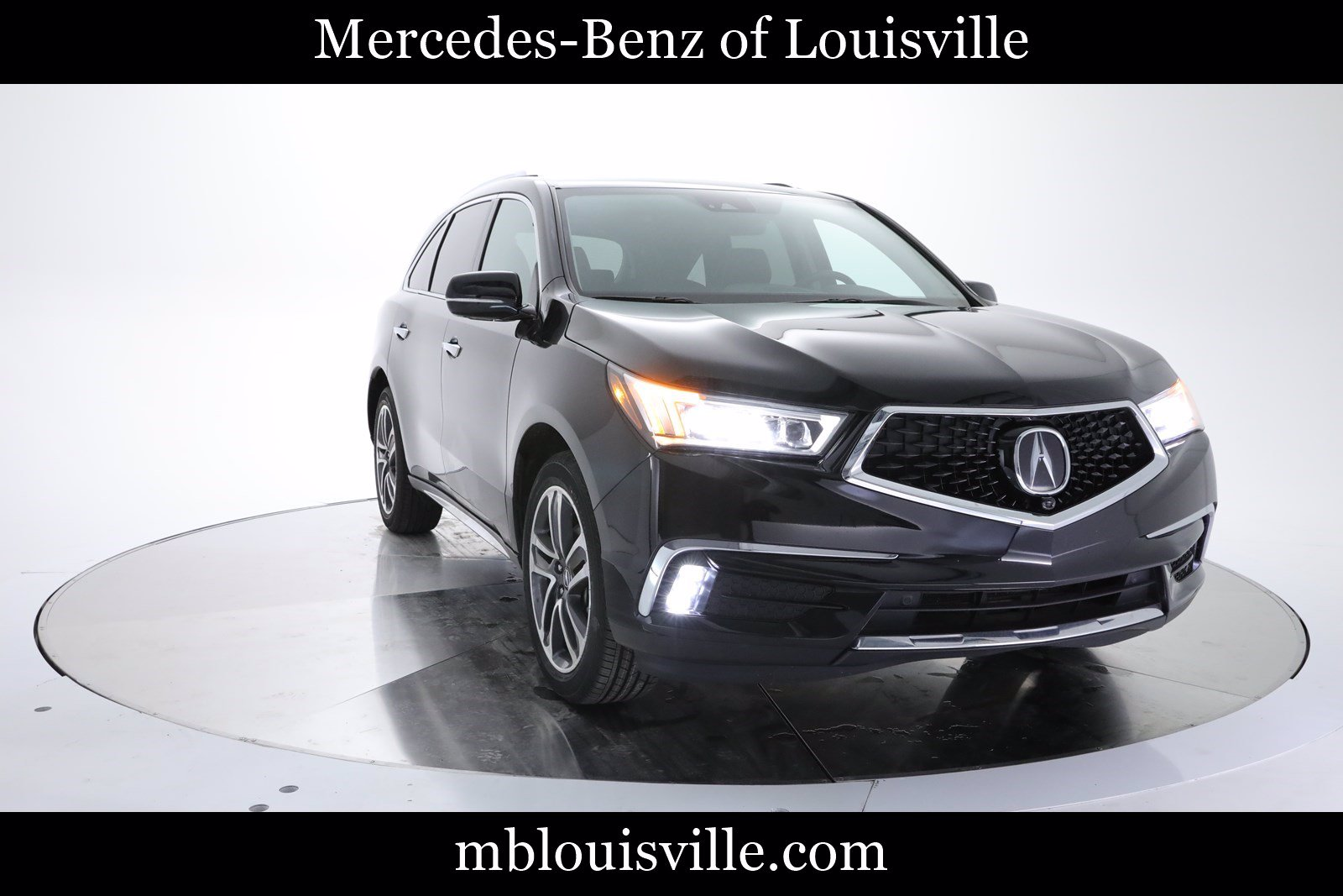 Pre-Owned 2018 Acura MDX SUV w/ Advanced Entertainment Pkg