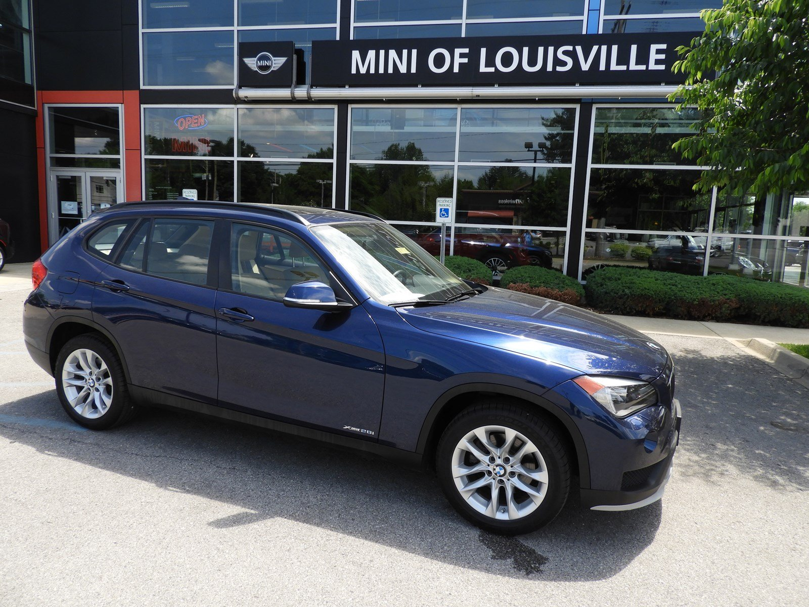 Pre Owned 2015 BMW X1 xDrive28i Sport Utility in Louisville UA