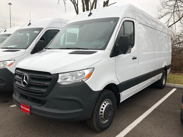 New 2019 Mercedes-Benz Sprinter 3500XD 170 WB