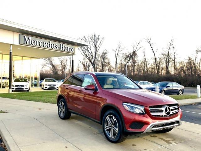 New 2019 Mercedes-Benz GLC GLC 350e 4MATIC® SUV