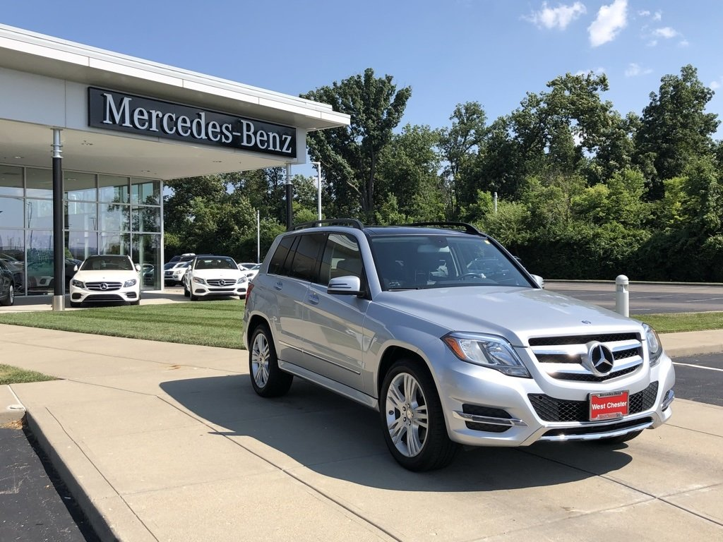 Certified Pre Owned 2014 Mercedes Benz GLK GLK 350 4MATIC® SUV