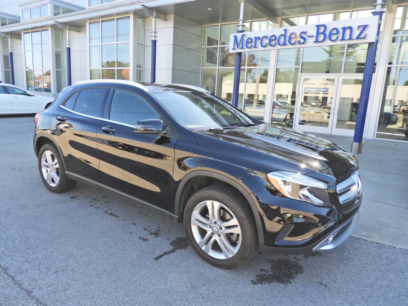 Certified Pre Owned 2016 Mercedes Benz GLA GLA 250 4MATIC SUV Sport