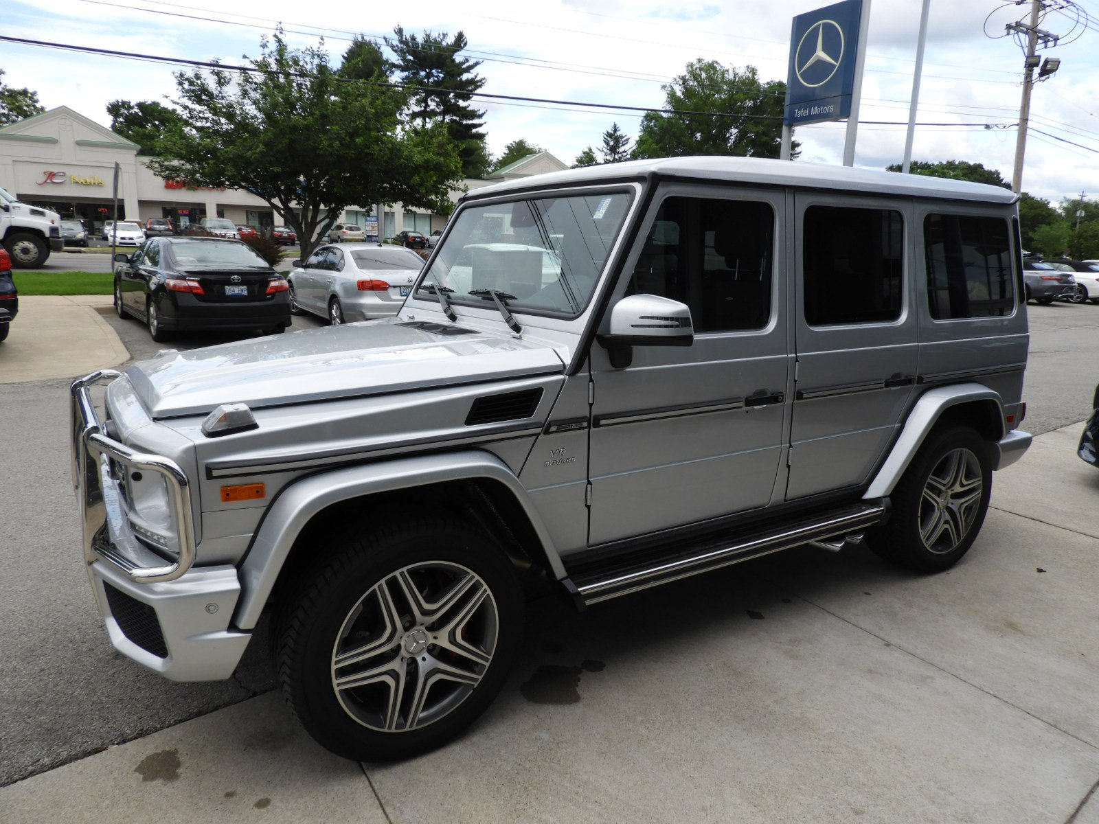 New 2018 Mercedes Benz G Class G 63 AMG 4MATIC SUV Sport Utility