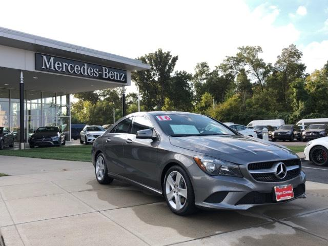 Certified Pre-Owned 2016 Mercedes-Benz CLA CLA250 Coupe