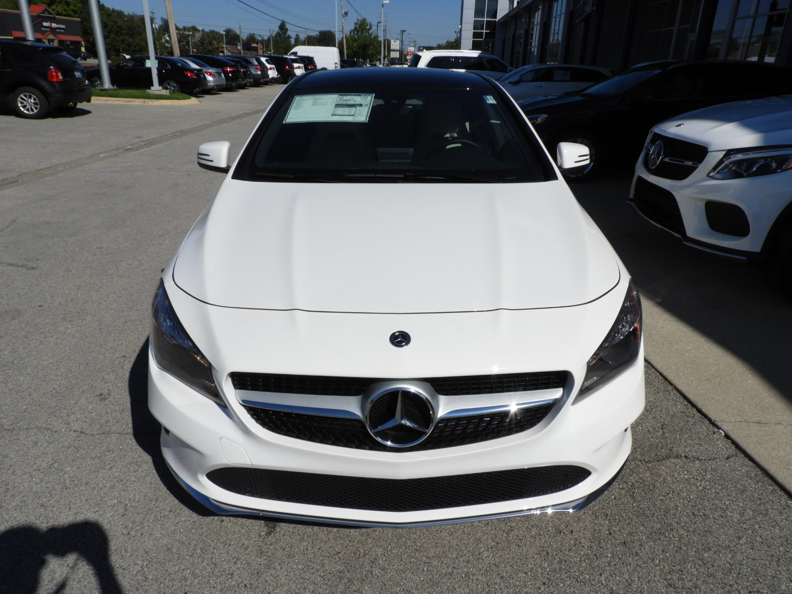 New 2019 Mercedes Benz Cla Cla 250 4matic 4 Door Sedan Coupe In