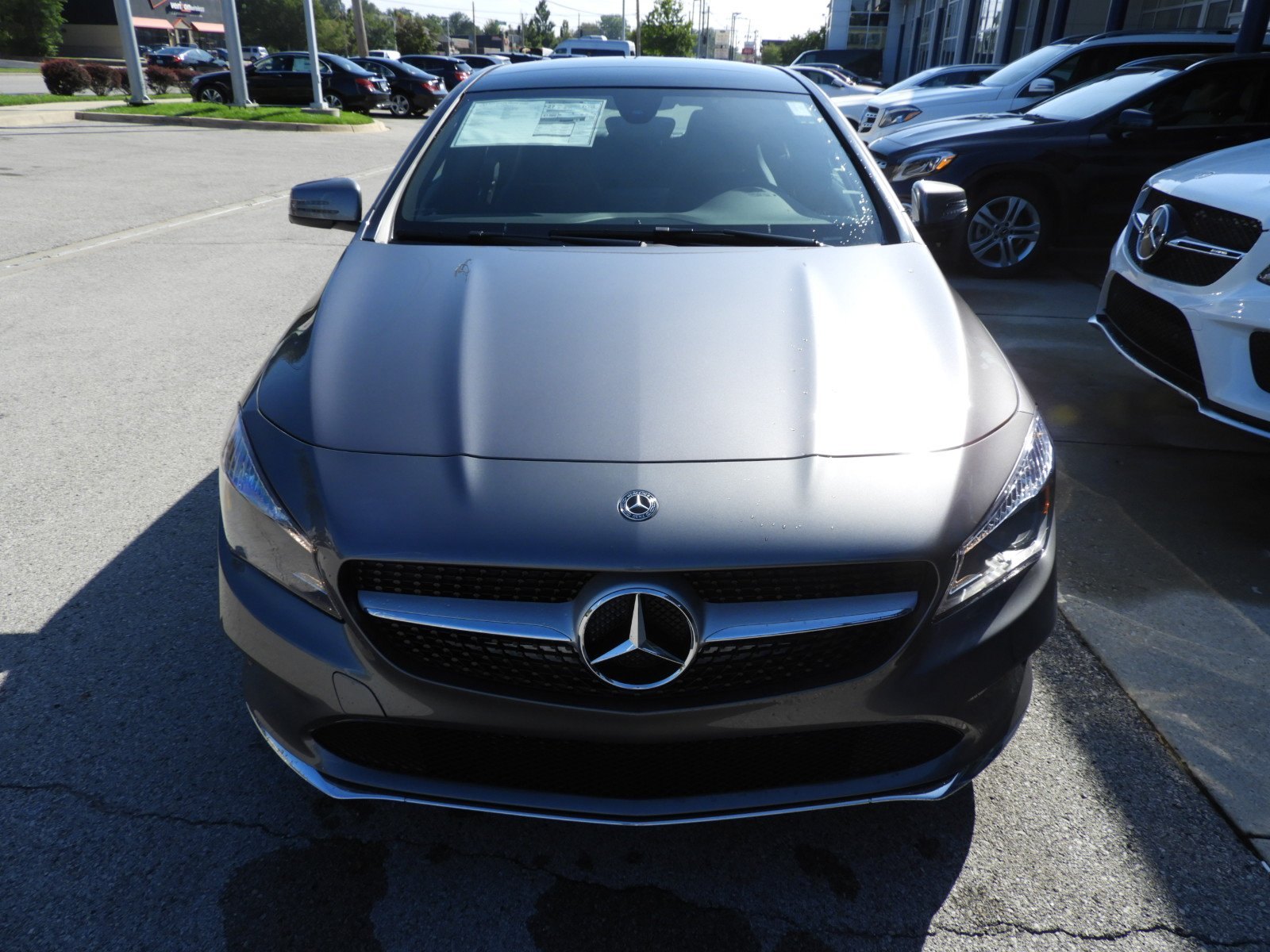 New 2019 Mercedes Benz CLA CLA 250 4MATIC 4 Door Coupe Coupe in