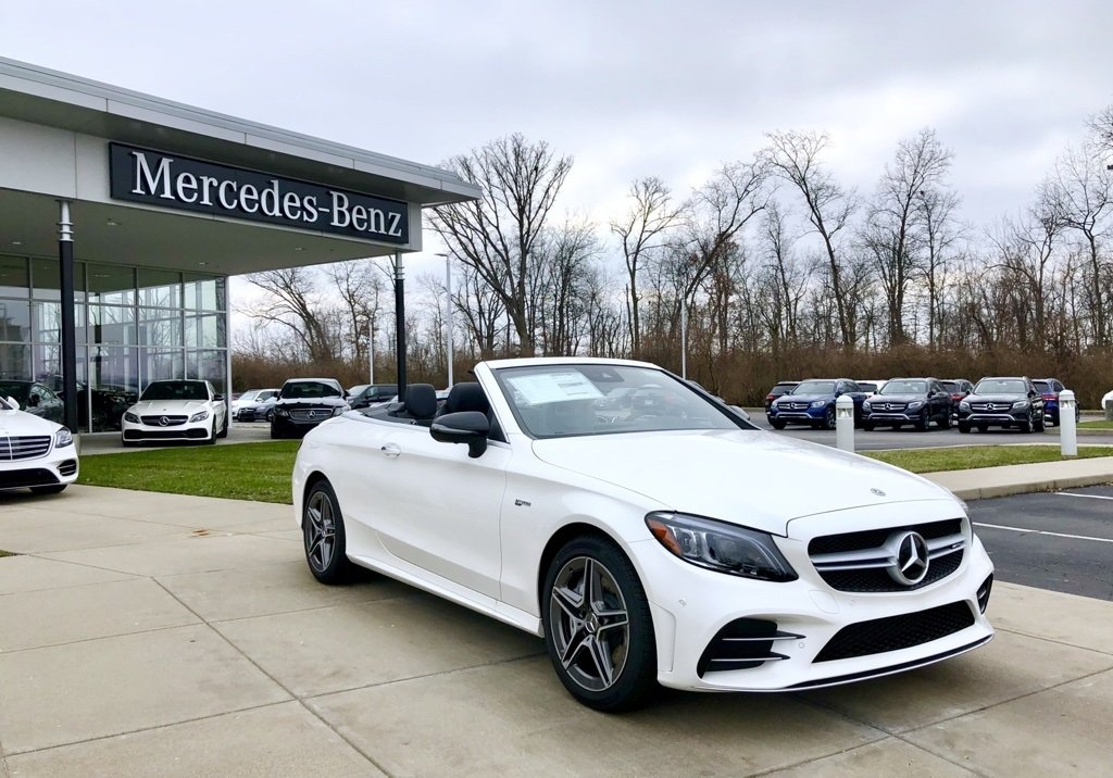 New 2019 Mercedes Benz C Cl 43 Amg 4matic Cabriolet