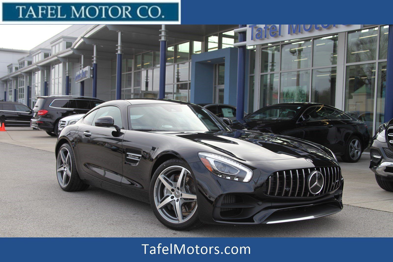 New 2019 Mercedes Benz Amg Gt Gt Coupe Coupe In Louisville M17957