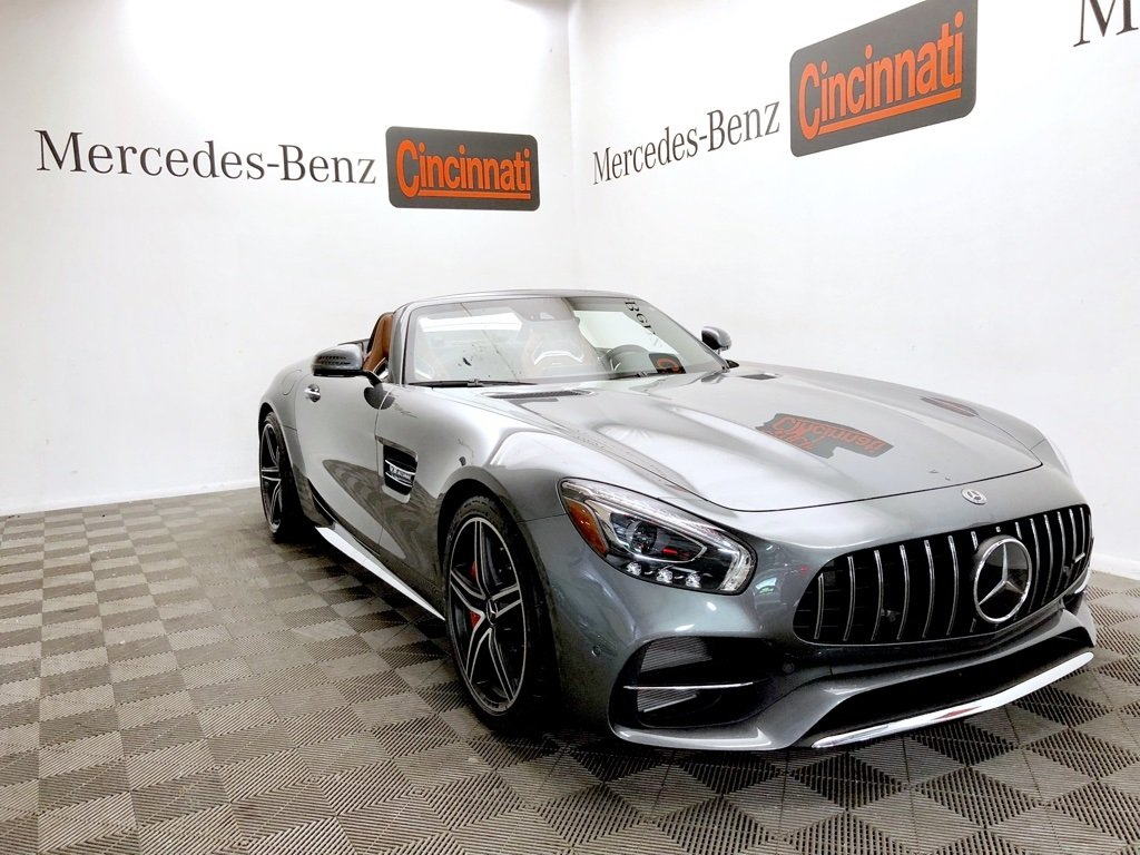 New 2018 mercedes benz amg gt amg gtc roadster 2d for Mercedes benz credit card review