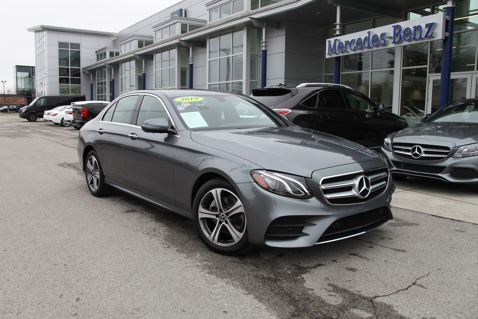 Certified Pre Owned 2019 Mercedes Benz E Class E 300 4matic Sport