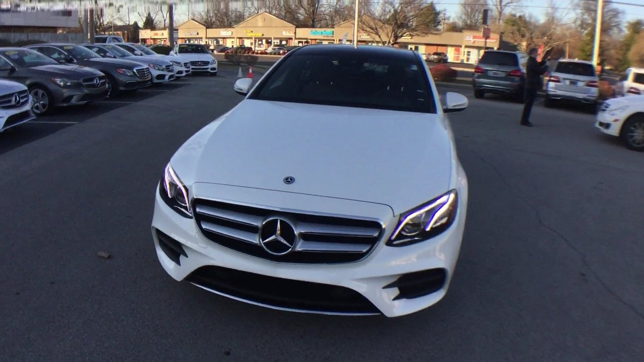Image result for The 2018 Mercedes-Benz E Class sedan