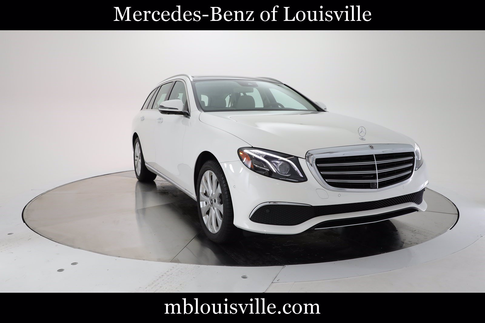 New 2019 Mercedes-Benz E-Class E 450 4MATIC® Luxury Wagon