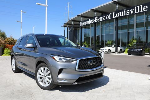 Pre-Owned 2019 INFINITI QX50 ESSENTIAL AWD SUV