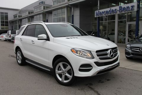Certified Pre-Owned 2018 Mercedes-Benz GLE GLE 350 4MATIC® SUV
