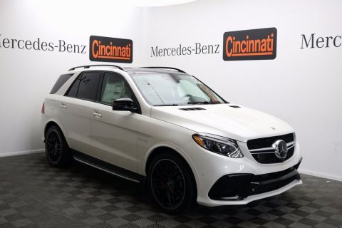 Pre-Owned 2017 Mercedes-Benz GLE GLE 63 S AMG® 4MATIC® SUV