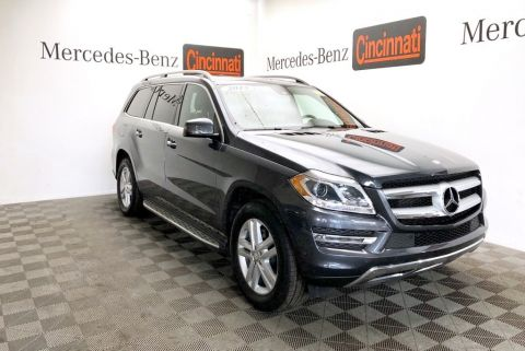 Certified Pre-Owned 2015 Mercedes-Benz GL GL 450 4MATIC® SUV