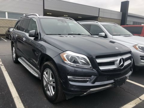 Certified Pre-Owned 2016 Mercedes-Benz GL GL 450 4MATIC® SUV