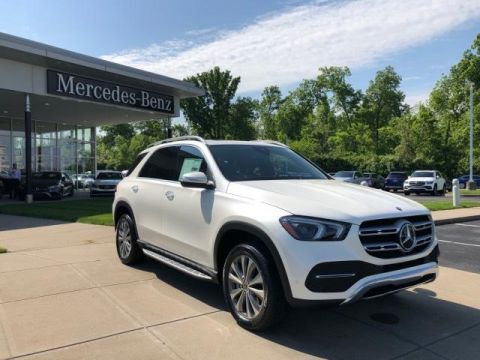 New 2020 Mercedes-Benz GLE GLE 350 4MATIC® SUV