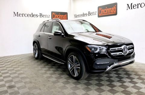 New 2020 Mercedes-Benz GLE GLE 450 4MATIC® SUV