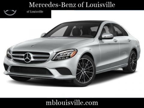 New 2019 Mercedes-Benz C-Class C 300 4MATIC® Sedan