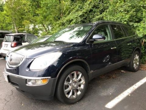Pre-Owned 2011 Buick Enclave AWD 4dr CXL-2