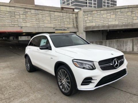 Pre-Owned 2019 Mercedes-Benz GLC AMG® GLC 43 4MATIC® SUV