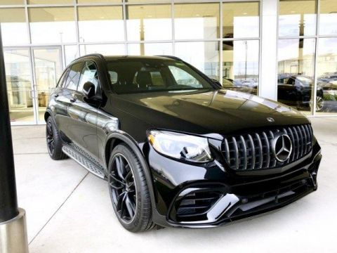 New 2019 Mercedes-Benz GLC AMG® GLC 63 4MATIC® SUV